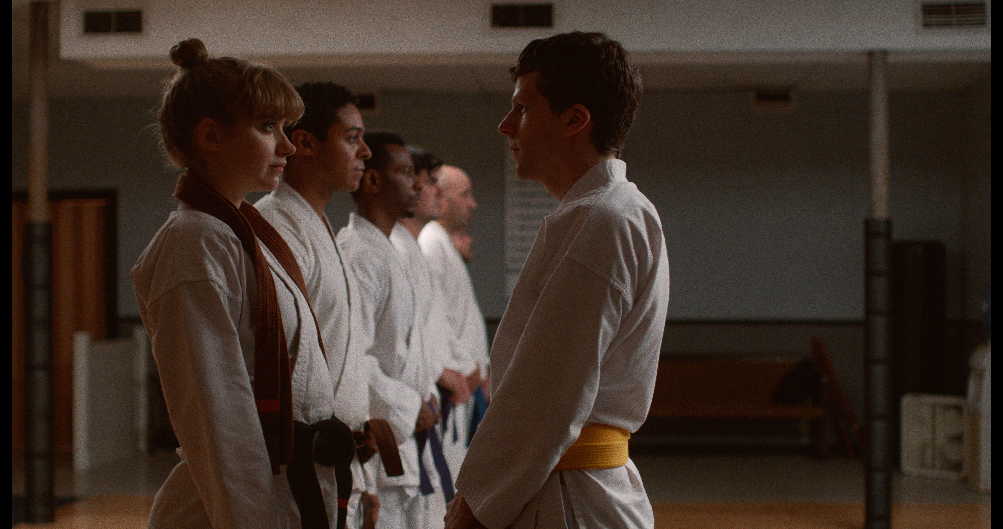 Art of Self-Defense, The 8